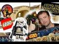 Lego Star Wars review 75052 Mos Aisley Cantina / Мос Эйсли Кантина / Бар на Татуине