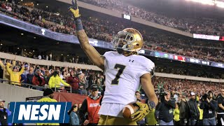 AP Top 25 College Football Poll: Notre Dame, UCLA Rise