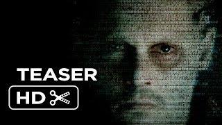 Transcendence Official Teaser #1 (2014) - Johnny Depp Sci-Fi Movie HD