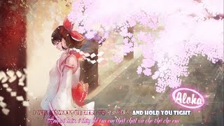 ALOHA [English version][lyrics+kara]