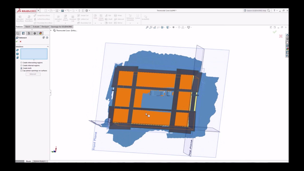 Geomagic for SOLIDWORKS | NeoMetrix