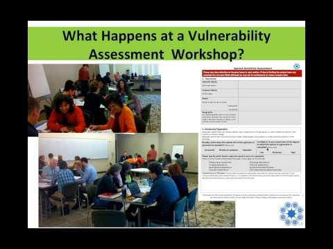 Vulnerability Assessment Webinar: Climate-Smart Adaptation for the North-central California