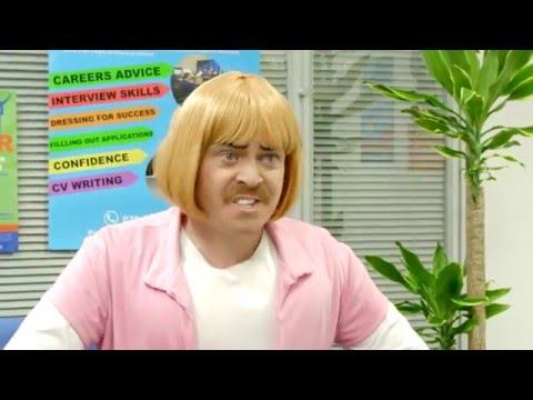 The Keith Lemon Sketch Show: He-Man gets a job at Asda