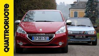 Sfida Rally - 205 GTI VS 208 GTI: Andreucci VS Aghini