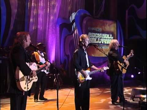 "Crosby, Stills & Nash with James Taylor and Emmylou Harris -- ""Teach Your Children"""