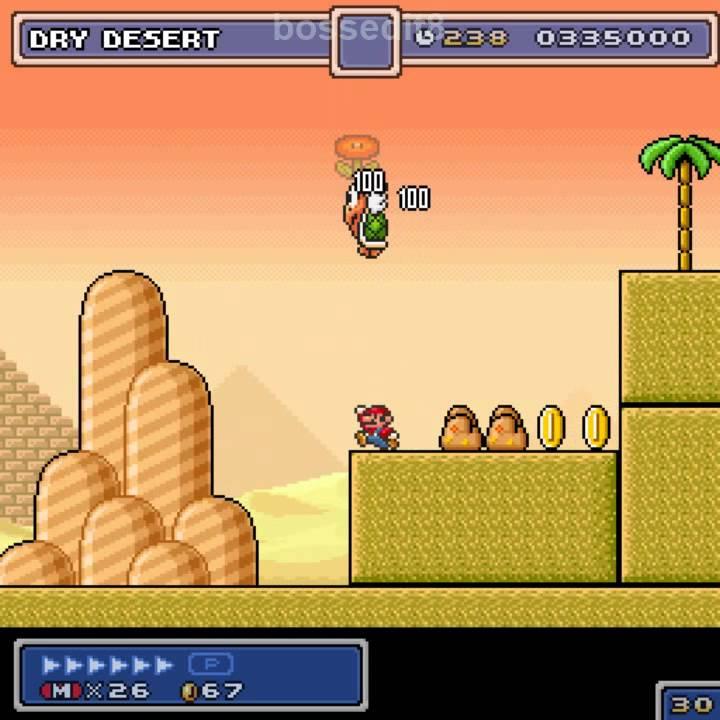Mario Builder V11-4 - Mario's Adventure Showcase - World 2