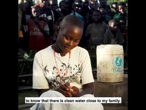UNICEF and BeyGood4Burundi Pair Up to Bring Safe Water to Burundi