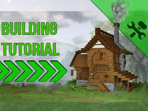 Perfect NEW Minecraft 1.14.4 House Tutorial! thumbnail