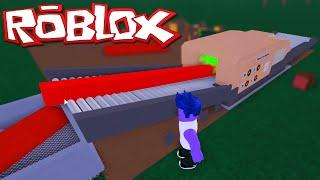 Roblox → SUPER WOOD REFINING MACHINE! -Lumber Tycoon 2 #4 🎮