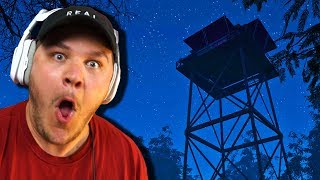 ALONE IN THE FOREST AT NIGHT....what could go wrong? | Do You Copy?
