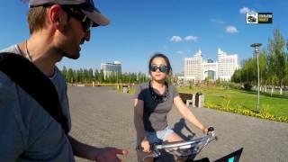 Как арендовать Велосипед в Астане  Водно-Зеленый бульвар  Путешествия по Казахстану(Приветствую тебя дорогой зритель! Побывав в городе Астана в рамках моего очередного путешствия по Казахста..., 2016-10-02T21:32:52.000Z)