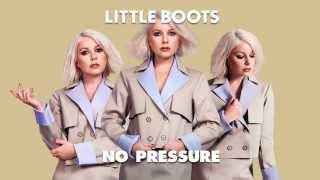 Little Boots - No Pressure (Audio) I Dim Mak Records