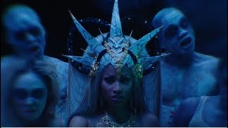 Nicki Minaj estrena alucinante y oscuro video de Hard White Video