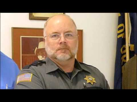 Burns Oregon--Investigation into Grant County Sheriff Palmer