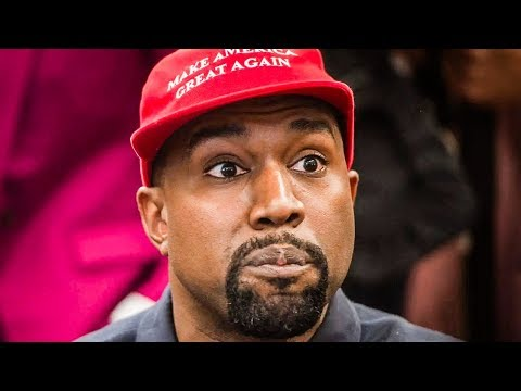 "Kanye West Breaks Up With Trump: ""I've Been Used""!"