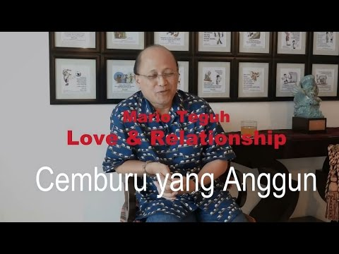 Cemburu yang Anggun - Mario Teguh Love & Relationship
