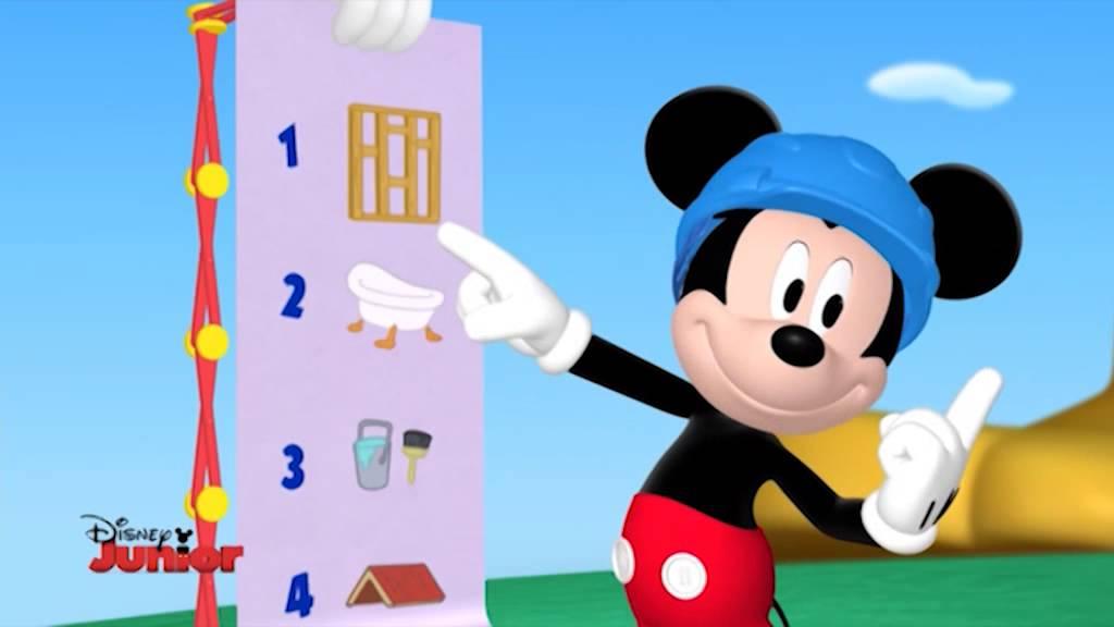 la casa di topolino episodi da
