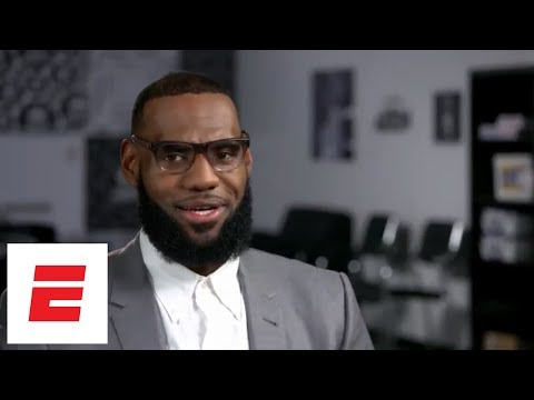 [FULL] LeBron James exclusive interview: On Lakers, I Promise School and more | ESPN