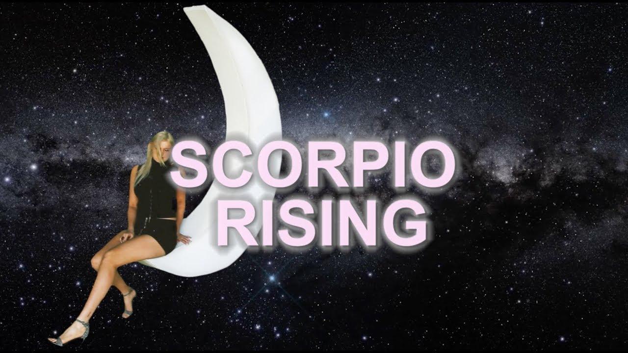 ascendent sexy Scorpio