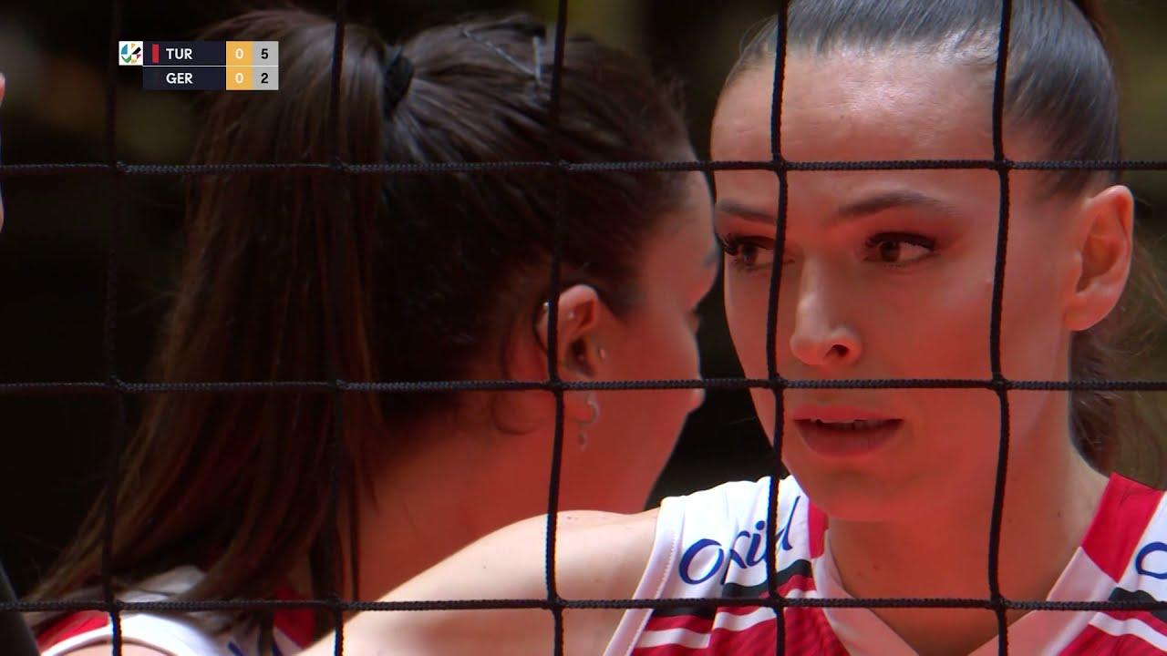 Download Turkey vs Germany Finals - CEV Tokyo Volleyball European Qualification 2020 - Women