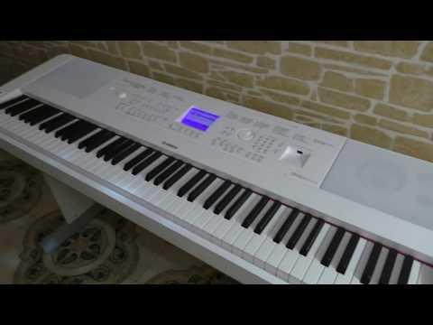 Обзор цифровое пианино Yamaha DGX 660