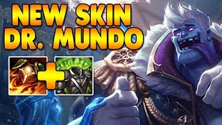 *NEW* Frozen Prince Dr. Mundo Top!! - A Real ROYALTY in League!!!