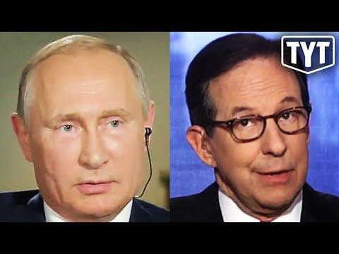 Chris Wallace CRUSHES Vladimir Putin During Interview
