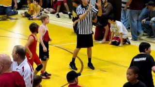 Cameron Wrestling.MOV