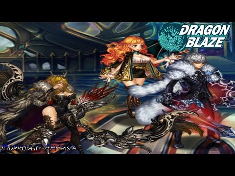 Dragon Blaze - 81 (Korea) Making and Reviewing Transcended Windlune and Transcended Belle Snow