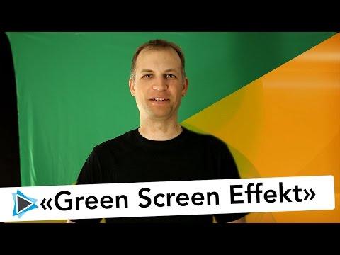 Green Screen Effekt mit Pinnacle Studio erstellen