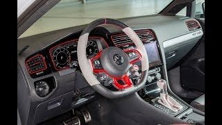 New Volkswagen Golf GTI Next Level Concept 2018 - 2019 Review, Photos, Exterior and Interior