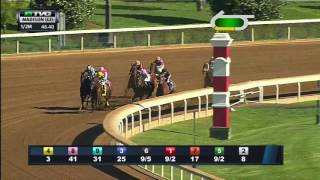 RACE REPLAY: 2017 Madison Stakes Featuring Paulassilverlining, Constellation