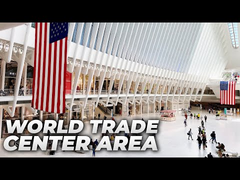 Download 20th Anniversary of September 11 : Walking the World Trade Center Grounds in September 2021