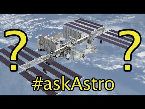 My question for the orbiting astronauts - Smarter Every Day 82