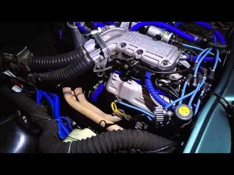TVR S3 V6 Cologne High Idle Problem