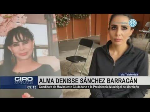 Hija de Alma Barragán sustituirá a su madre como candidata a alcaldesa de Moroleón