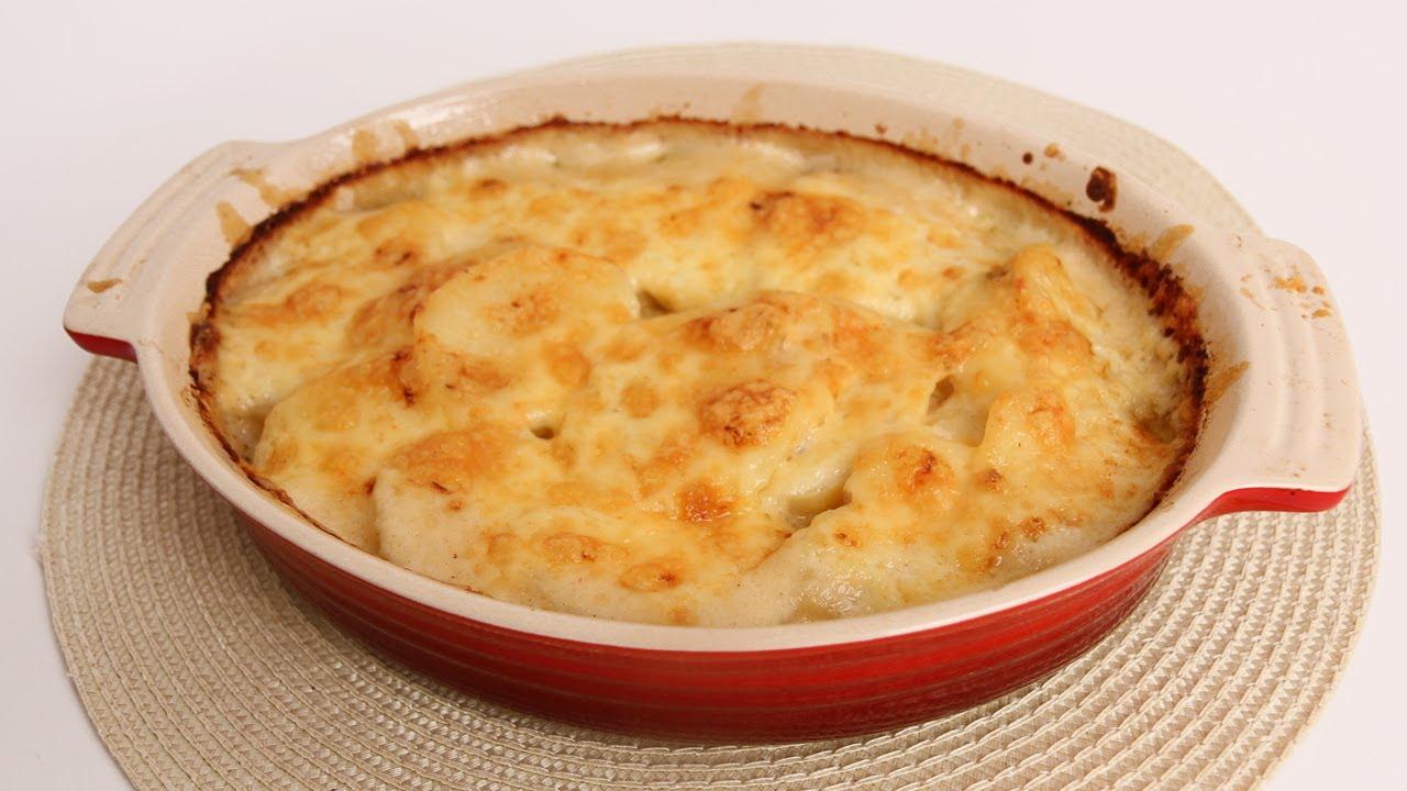 Potato Gratin Recipe Laura Vitale Laura In The Kitchen Episode 669 Youtube