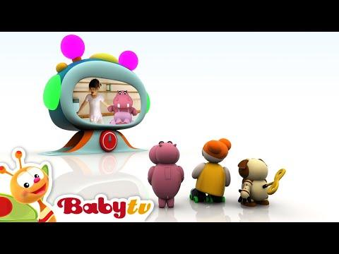 Farbenspiel - Hippa Hippa Hey, BabyTV Deutsch