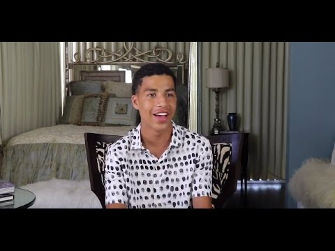 """EXCLUSIVE: """"Black-ish"""" Star Marcus Scribner Shares His Hollywood Journey"""