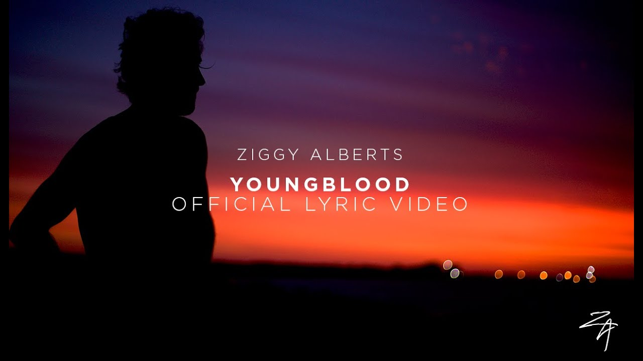 Ziggy Alberts - Youngblood (Official Lyric Video)