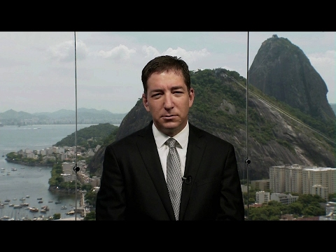 "Greenwald: Empowering the ""Deep State"" to Undermine Trump is Prescription for Destroying Democracy"
