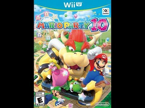 Ivan4ik & Alyon4ik - Mario Party 10 (Wii U) (18.10.17)