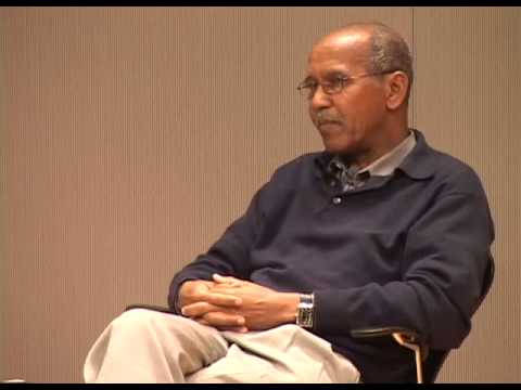 Nuruddin Farah, interviewed by Kwame Anthony Appiah