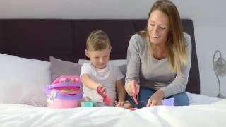 LeapFrog Shapes and Sharing Picnic Basket Demo Video