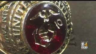 Falmouth Man Searching For Owner Of Marine Corps Ring
