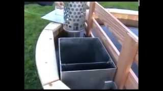 видео Японская баня офуро своими руками