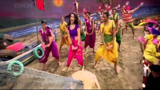 Masolevani Tuzi song - (Me Shivajiraje Bhosale Boltoy),