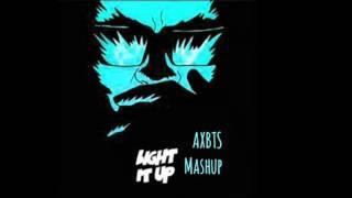 Major Lazer- Light It Up - AxelBeats (Mashup)