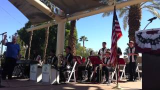Veterans Day Tribute by Heatwave Band of Coachella Valley Boys & Girls Clubs