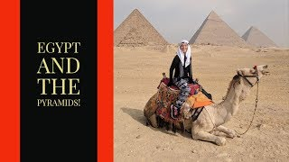 Solo in Egypt! Seeing the Pyramids!